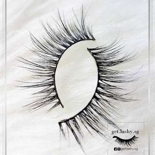 High quality 3d mink lashes CODE: BLINK