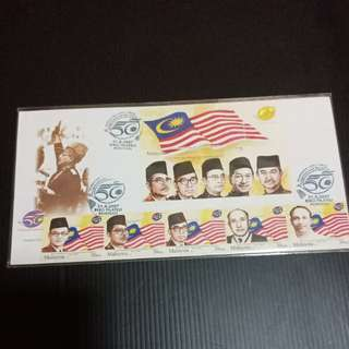 Malaysia Sambutan Jubli Emas Kemerdekaan Malaysia 50th Anniversary