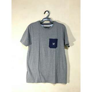 Regatta Pocket Tee (Grey)