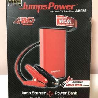 JumpsPower AMG8S超迷你過江龍