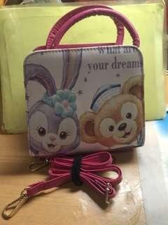 🚚 達菲兔側背包