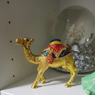 Camel decoration from Dubai