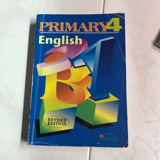 P4 Casco English all in one book