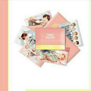 BTS 4TH MUSTER MINI PHOTOCARD