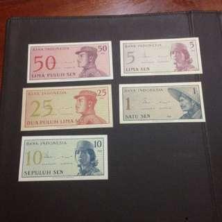 Duit lama indonesia 1964