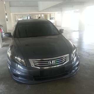 2009 Honda Accord 2.0 (A)