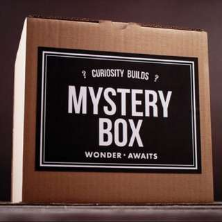 Mystery box all branded inside