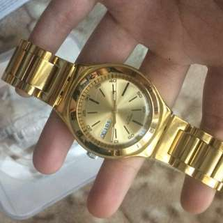 Swatch Gold Original Counter PIM 1 (Nego tipis)