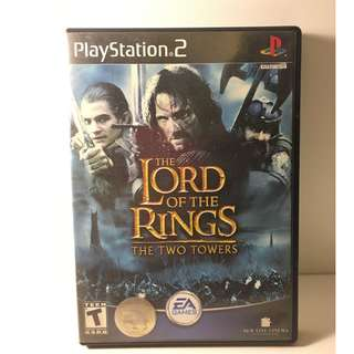 Sony PlayStation 2 - Lord of the Rings: The Two Towers