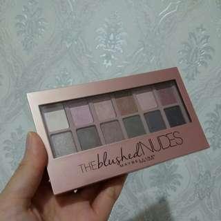 Maybelline Blushed Nudes Eyeshadow Palette