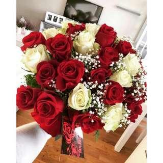 Valentine Day Bouquet V4 - Elingc