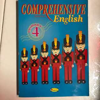 Comprehensive all in one English guide book