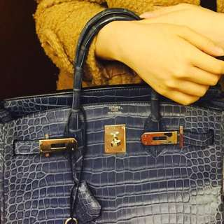 Used once Hermes bag
