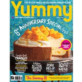 [Digital book] Yummy March 2015 PDF