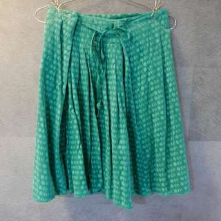 B+ab skirts green 綠色半截裙