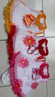 Rok bayi/gaun/gamis