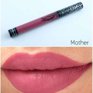 Kat Von D Everlasting Liquid Lipstick mother