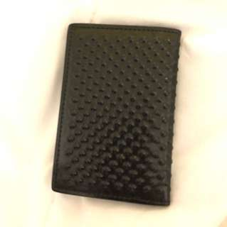 alexander mcqueen credit card holder