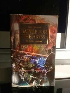 The Horus Heresy : Battle for the abyss