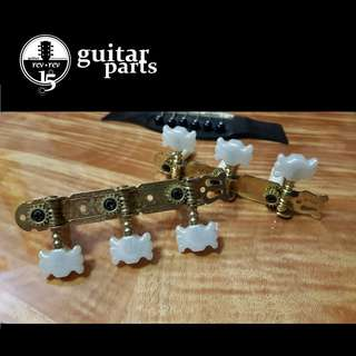 *In Stock* Classical Guitar Tuning Machine Tuners w/ Pearloid Pegs *New*