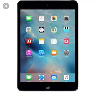 Ipad mini2 32GB WIFI