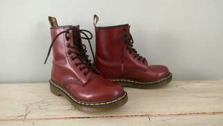 Dr. Martens the Original boots
