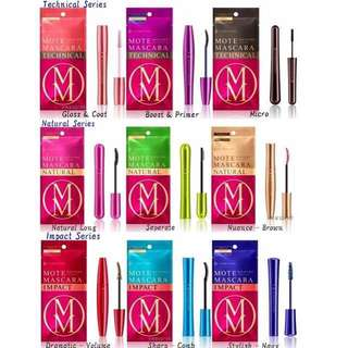 Flowfushi Mote Mascara (all styles)