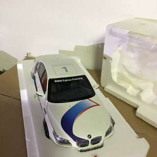 1/18 BMW M5 Ring Taxi Nurburgring