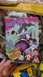 妖怪手錶   大蛇OROCHI模型