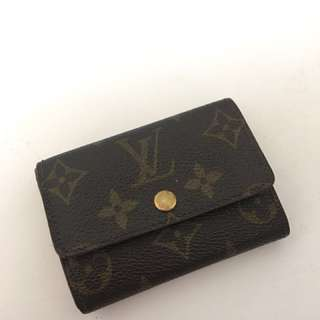 100%real LV 散紙包 coin purse wallet Louis vuitton