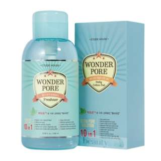 ETUDE HOUSE WONDER PORE FRESHNER 10in1 TONER