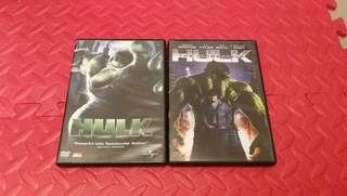 hulk 變型俠醫DVD