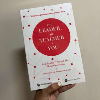 The Leader, the Teacher, the You: Leadership through the Third Generation
