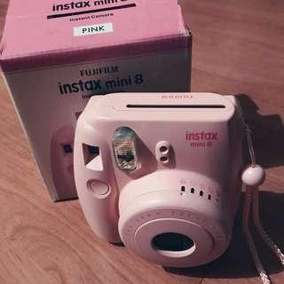 Instax Mini 8 Polaroid