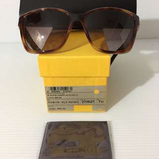 ❤️ FENDI BNIB AUTHENTIC SUNGLASSES LIGHT BEIGE