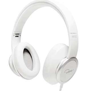 CHAMBERS by RZA PREMIUM Headphones from WeSC w/ Active Noise Cancellation - White