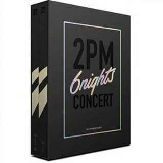 2PM - 2017 2PM CONCERT 6NIGHTS