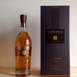 Glenmorangie 18 yo Whisky