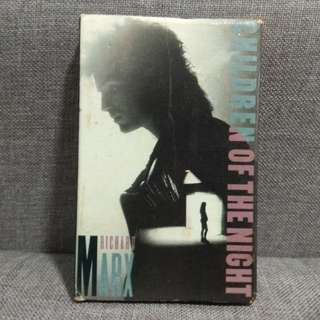 arthcs RICHARD MARX Children Of The Night USA Press Cassette Tape Single