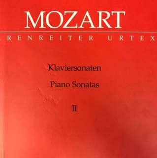Mozart: Piano Sonatas Vol 2