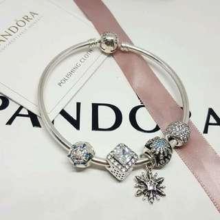 Pandora bracelet with ALE