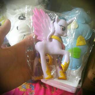 Readystock My little pony figurines