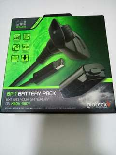 BP-1 BATTERY PACK FOR XBOX 360