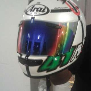 Arai full face Xl