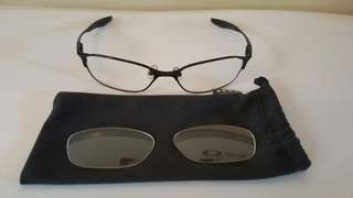 Oakley Prescription Eyeglasses - Pre Owned