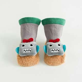 3D Baby Socks -robot