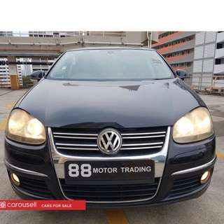 VW Jetta 1.4a (cheapest!)