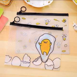 Gudetama Pencil Case🍳🍳