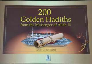 200 Golden Hadiths from Messenger of Allah(peace be upon him)