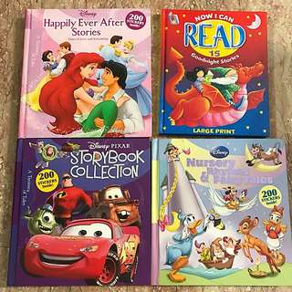 Disney Pixar Storybook